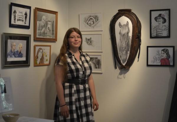 Karin Holmström utställning