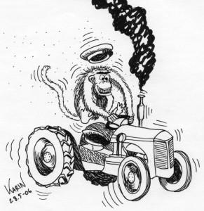 Apa-traktor